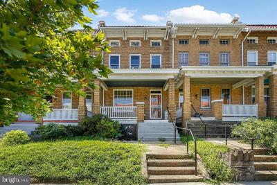 Columbia Heights Townhouse Under Contract: 1330 Randolph Street NW