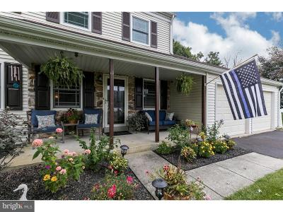 Gilbertsville PA Single Family Home For Sale: $325,000