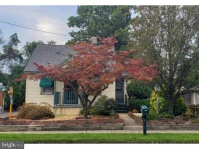 West Deptford Twp Single Family Home For Sale: 254 Crown Point Road