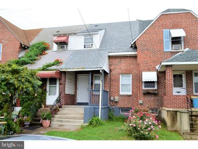 Claymont Townhouse For Sale: 241 Ridge Road