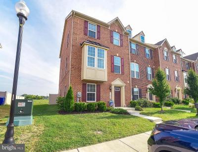 Waldorf Townhouse For Sale: 11930 Cooperstown Place
