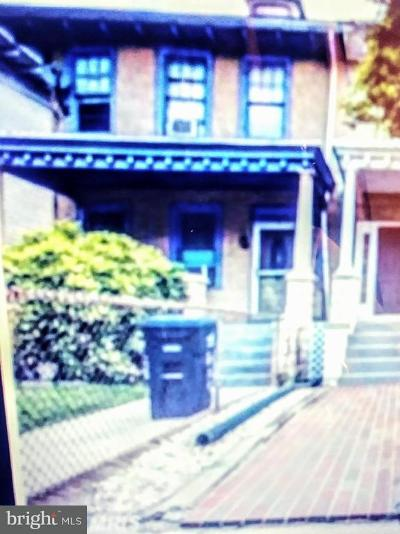 Petworth Townhouse For Sale: 5419 Illinois Avenue NW