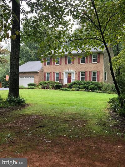 Warrenton Single Family Home For Sale: 6146 Millwood Drive