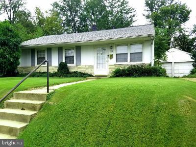 Oxon Hill Single Family Home For Sale