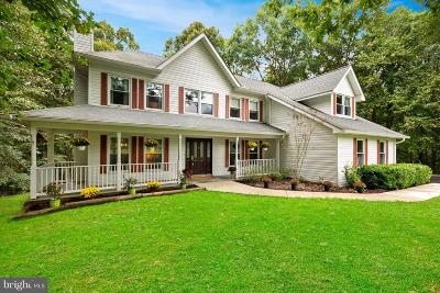 Hughesville Single Family Home For Sale: 14695 Victorian Acres