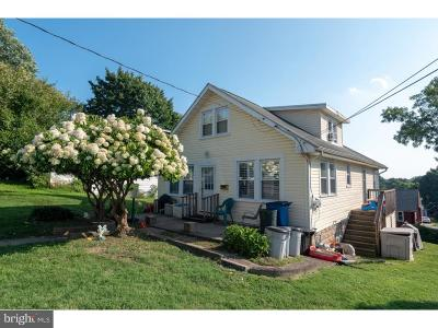 Willow Grove Single Family Home For Sale: 114 Woodlawn Avenue