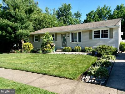 Woodbury Heights Single Family Home For Sale: 203 Central Avenue