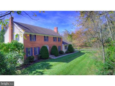 Bucks County Single Family Home For Sale: 4787 Essex Drive