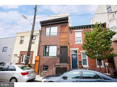 Graduate Hospital Townhouse For Sale: 1042 S Cleveland Street