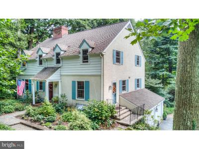 Newtown Square Single Family Home For Sale: 837 Goshen Road