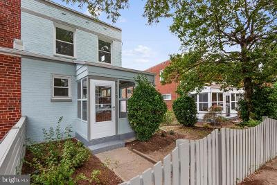 Washington DC Single Family Home For Sale: $607,500