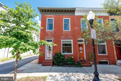 Butchers Hill Townhouse For Sale: 11 Collington Avenue S