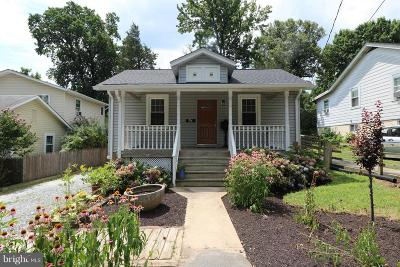Silver Spring Single Family Home For Sale: 706 Easley Street