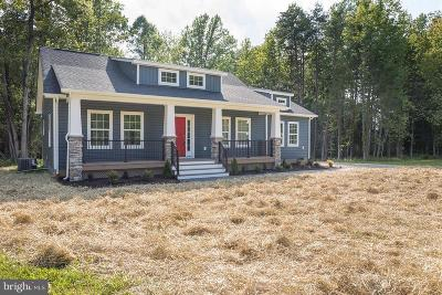 Louisa County Single Family Home For Sale: Ashley Taylor