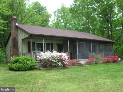 Single Family Home For Sale: 1727 Elk Forest Road