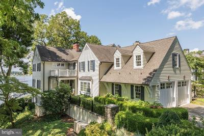Annapolis Single Family Home For Sale: 2013 Homewood Road