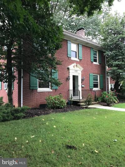 Hanover Single Family Home For Sale: 122 4th Street