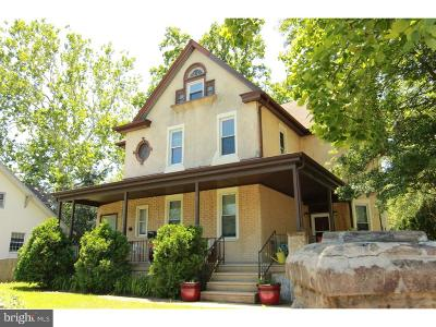 Westville Multi Family Home For Sale: 354 River Drive