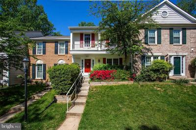 Silver Spring Townhouse For Sale: 608 Sonata Way