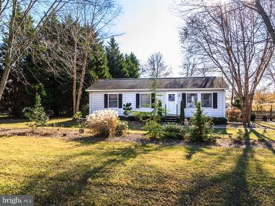 Chester Single Family Home For Sale: 10767 Carimon Road