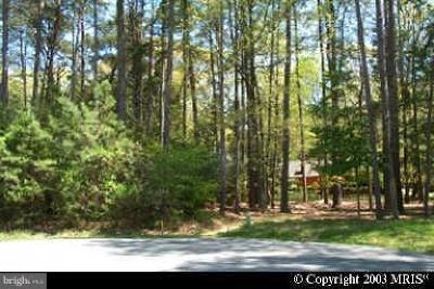 Charles County Residential Lots & Land For Sale: 14650 Balsam Court