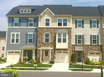 Glen Burnie Townhouse Under Contract: 8326 Eagle Street