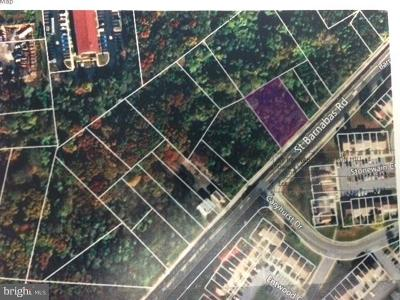 Oxon Hill Residential Lots & Land For Sale: St Barnabas Road