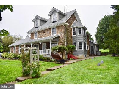 Bucks County Single Family Home For Sale: 966 Passer Road