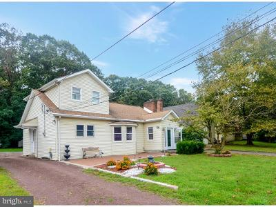 West Windsor Single Family Home For Sale: 108 E Harris Road