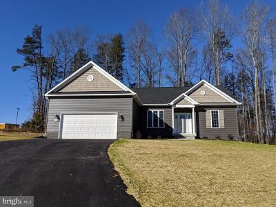 Spotsylvania Single Family Home For Sale: Commons Circle