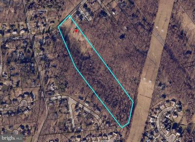 Bowie Residential Lots & Land For Sale: 13513 Old Chapel Road