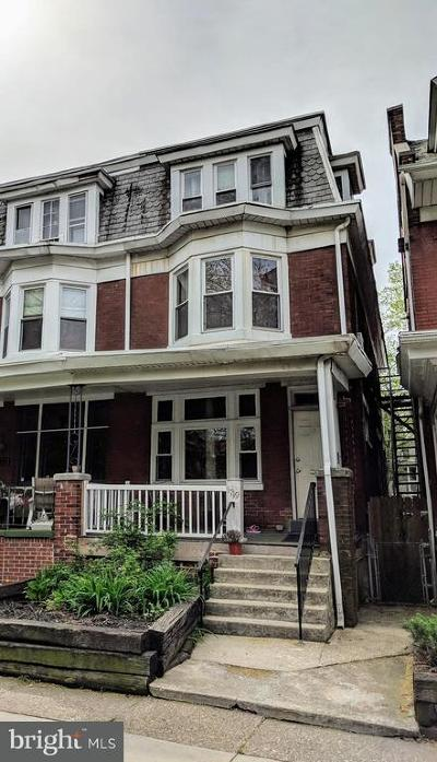 Harrisburg Single Family Home For Sale: 1719 State Street