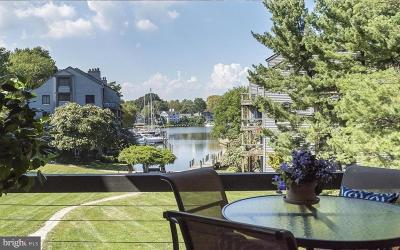 Annapolis Condo Active Under Contract: 5 Spa Creek Landing #B2