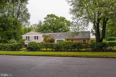 Reston Single Family Home For Sale: 1701 Greenbriar Circle
