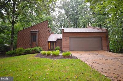 Reston Single Family Home For Sale: 2441 Freetown Drive