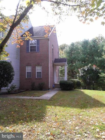 Bowie Townhouse Active Under Contract: 5901 Grenfell Loop