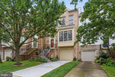 Townhouse For Sale: 6008 Wendron Way