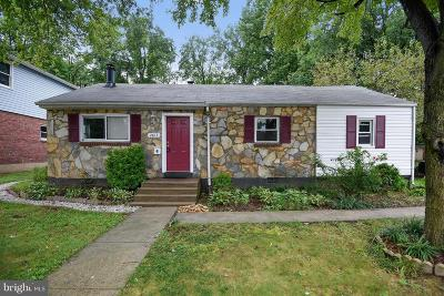 Fairfax County, Stafford County, Prince William County Single Family Home For Sale: 2813 Lee Avenue