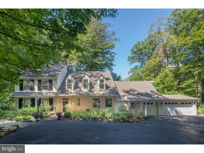 Bryn Mawr Single Family Home For Sale: 805 Castlefinn Lane