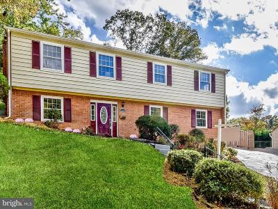 Beltsville Single Family Home For Sale: 11513 Montgomery Court