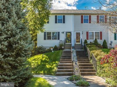 Mount Airy Townhouse Active Under Contract: 208 North Towne Court