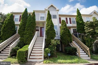 Centreville Townhouse For Sale: 14136 Autumn Circle