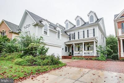 Rockville MD Single Family Home For Sale: $975,000