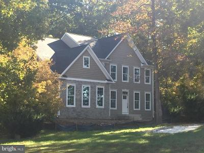 Spotsylvania Single Family Home Under Contract
