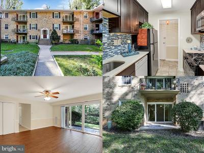 Fairfax Townhouse For Sale: 3800 Lyndhurst Drive #102