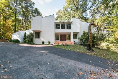 Owings Mills Single Family Home For Sale: 12408 Garrison Forest Road