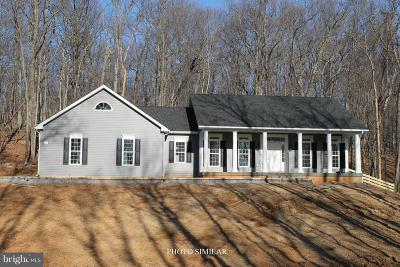 Frederick County Single Family Home Under Contract: Plow Run Lane