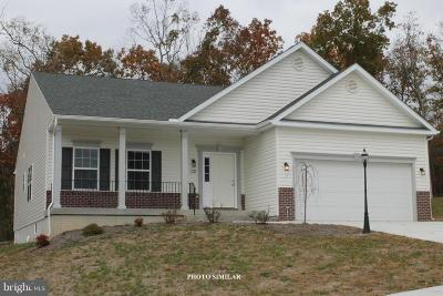 Winchester Single Family Home For Sale: Plow Run Lane