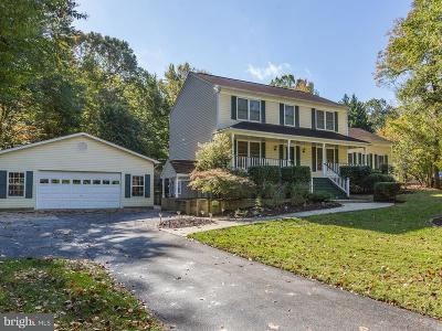 Gambrills Single Family Home For Sale: 1813 Underwood Road
