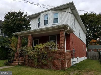 Lawrenceville Single Family Home For Sale: 82 Fairfield Avenue